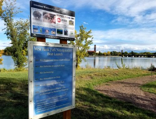 Part of River's Edge Trail closed for improvements