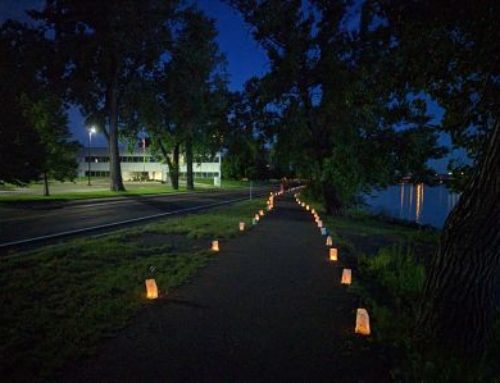 Luminaria Walk – Rescheduled