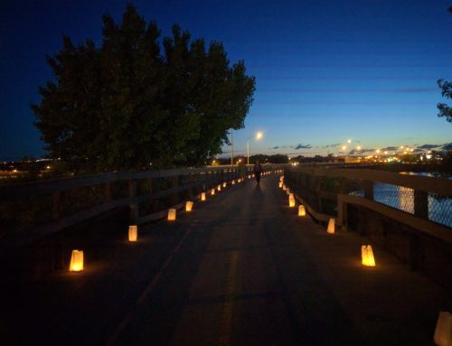 Save the Date: Luminaria Walk 2018