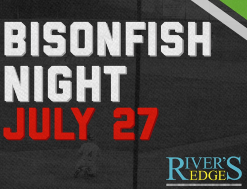 Bisonfish Night at the Great Falls Voyagers