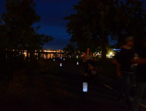 Luminaria Walk – Thank You