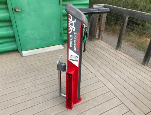 New Bike Repair Station