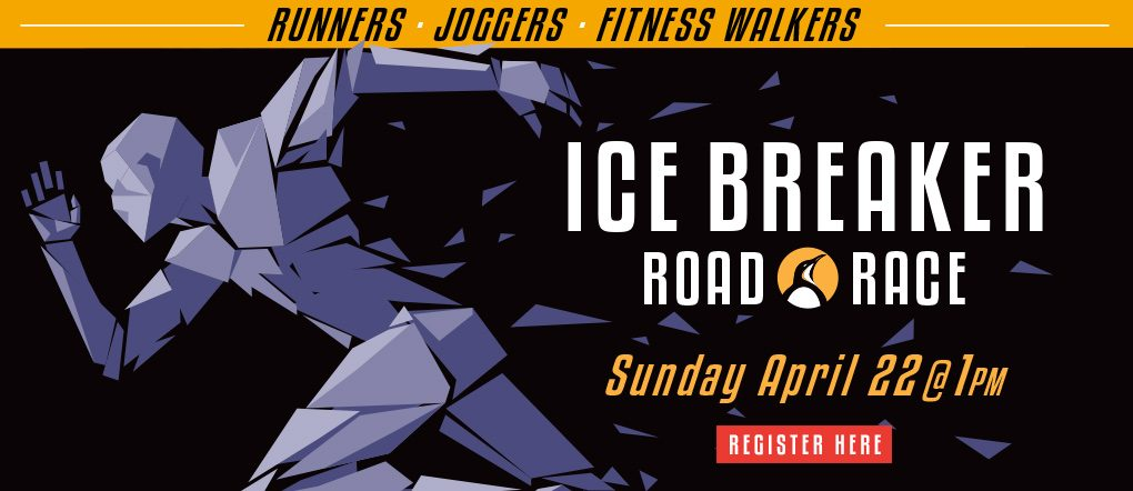 ice breaker road race